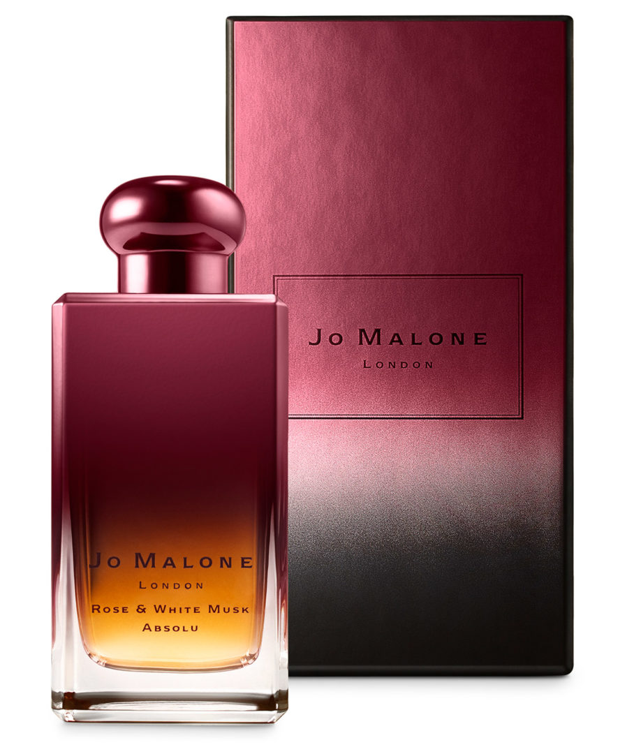 духи Jo Malone London Rose & White Musk Absolu